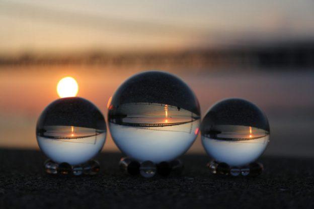 三つの水晶