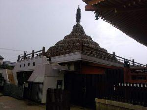 壬生寺 千体仏塔