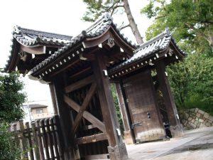 京都御苑の蛤御門